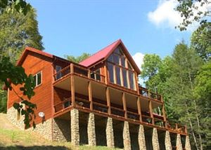 Vacation Home Rentals at Watauga Lake
