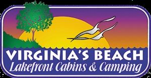 Virginia's Beach Lakefront Cottages & Camping