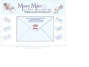 Memory Makers Event Planning, LLC