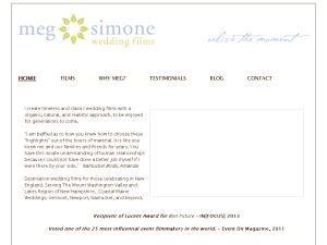 Meg Simone Wedding Films