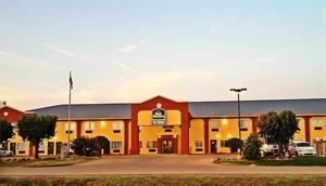 Best Western - Sand Springs Inn & Suites