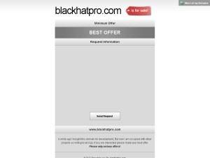 Black Hat Productions