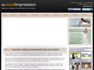 A Sound Impression-planner