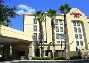 Hampton Inn Jacksonville-Downtown-I-95