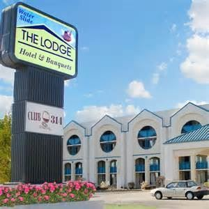 The Lodge Hotel and Banquets St Louis Airport