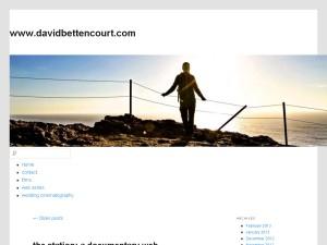 David Bettencourt Videography