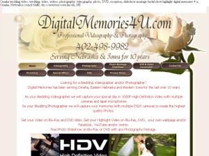Digital Memories 4 U Videography