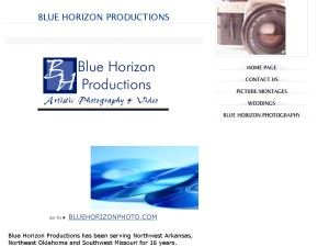 Blue Horizon Productions