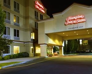 Hampton Inn & Suites Seattle-North/Lynnwood