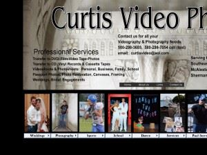 Curtis Video Productions & Photography Services