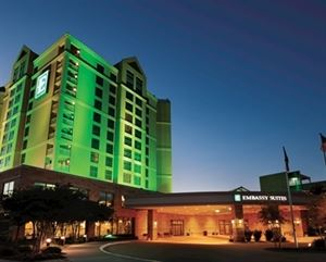 Embassy Suites Dallas -Frisco/Hotel, Convention Center & Spa