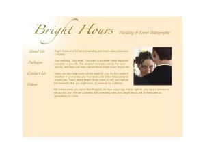 Bright Hours Wedding and Event Videograp...