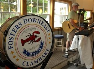 Foster's Downeast Clambake