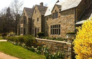 Gallaher Mansion and Cranbury Park