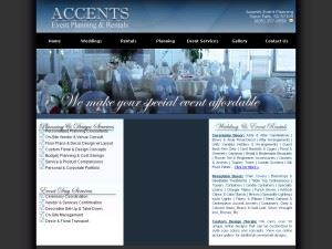 Accents Event Planning & Rentals