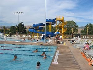 Morgan Hill Aquatics Center