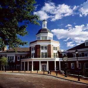 Baker University Center