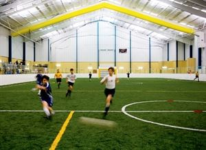 Williamson County Indoor Soccer Arenas At Crockett Park