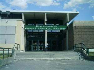 The Wallace Civic Center