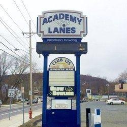 Academy Lanes Candlepin Bowling