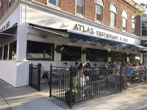 Atlas World Grill