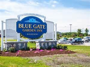 The Blue Gate Restaurant