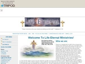 Life Eternal Ministries