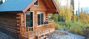 My Alaska Cabin