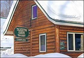 Talkeetna Cabins