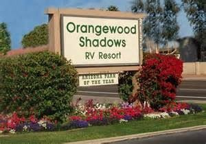 Orangewood Shadows RV Resort