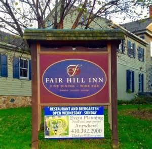 Fair Hill Inn