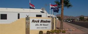 Rock Shadows Travel Trailer