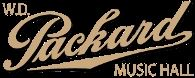 W D Packard Music Hall