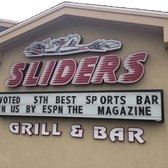 Sliders Sports Bar & Grill - Plantsville