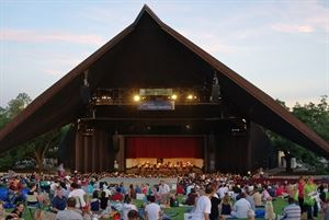 Miller Outdoor Theatre
