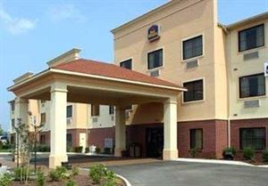 Best Western Plus - Strawberry Inn & Suites