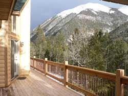 Alpine Colorado Cabin