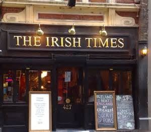 The Times Irish Bar & Restaurant