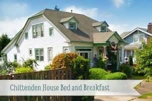 Chittenden House Bed & Breakfast