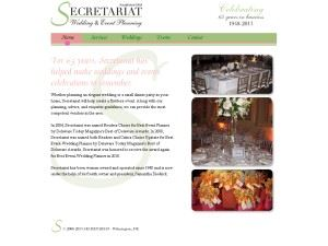Secretariat - Wedding & Event Planning