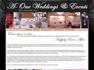 A One Weddings & Events
