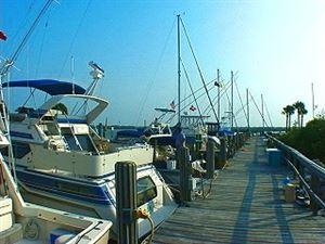 Inlet Harbor Restaurant & Marina