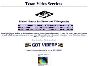 Teton Video Services
