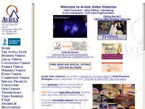 Avista Video Histories
