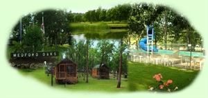Medford Oaks RV Park & Campground