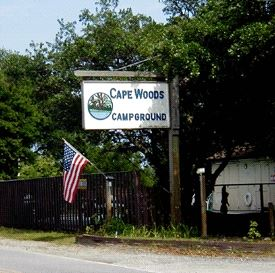 Cape Woods Campground