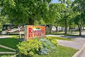 Riveredge RV Park & Log Cabin Rentals