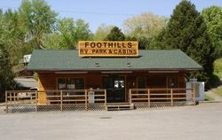 Foothills RV Park and Cabins