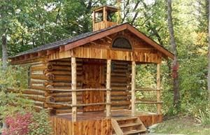 Log Chapel Of The Ozarks