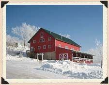 Barn on the Bluff Bed & Breakfast